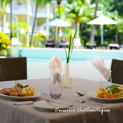 Tarisa Resort & Spa Mauritius Restaurants & Bar